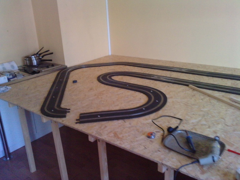 Piste scalextric digital P3101113