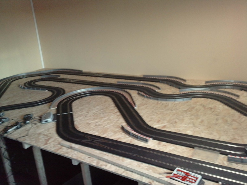 Piste scalextric digital P3101117