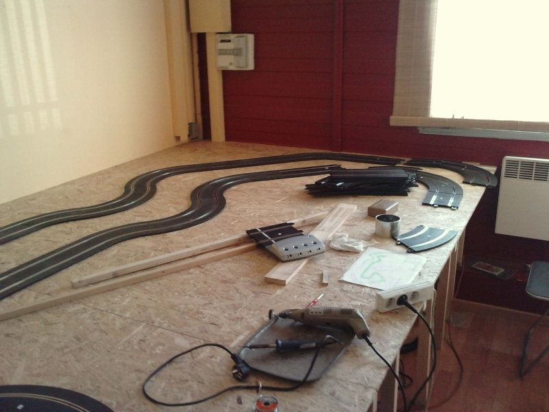 Piste scalextric digital P3101118