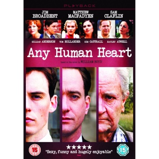 Any Human Heart - channel 4 91yxyx10