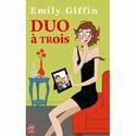 Duo à trois de Emily Giffin 41z6at10