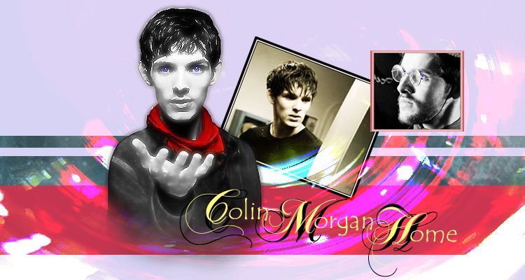 Colin Morgan Home