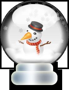 Déco de Noël Gyt10
