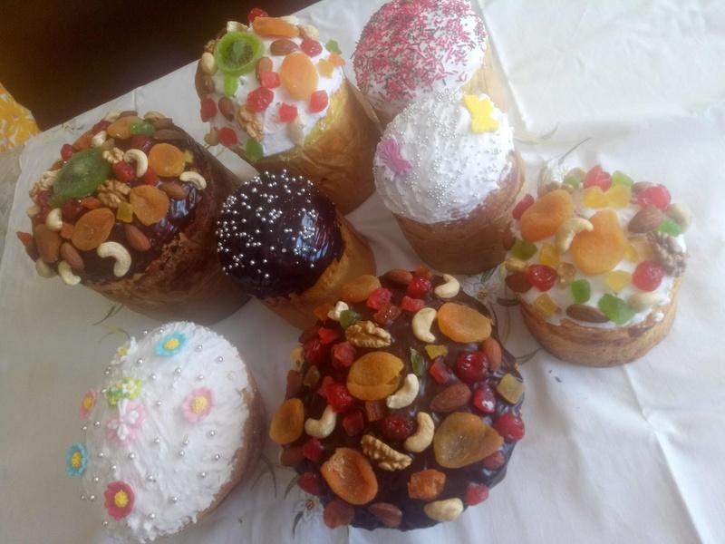 Paska - Pain de Pâques ukrainien 30226010