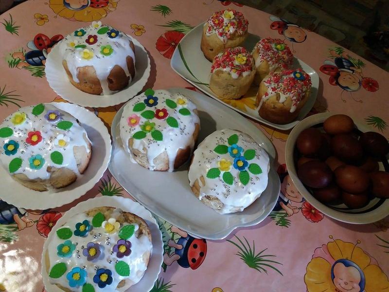 Paska - Pain de Pâques ukrainien 30261310
