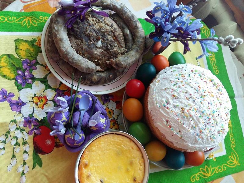 Paska - Pain de Pâques ukrainien 30411710