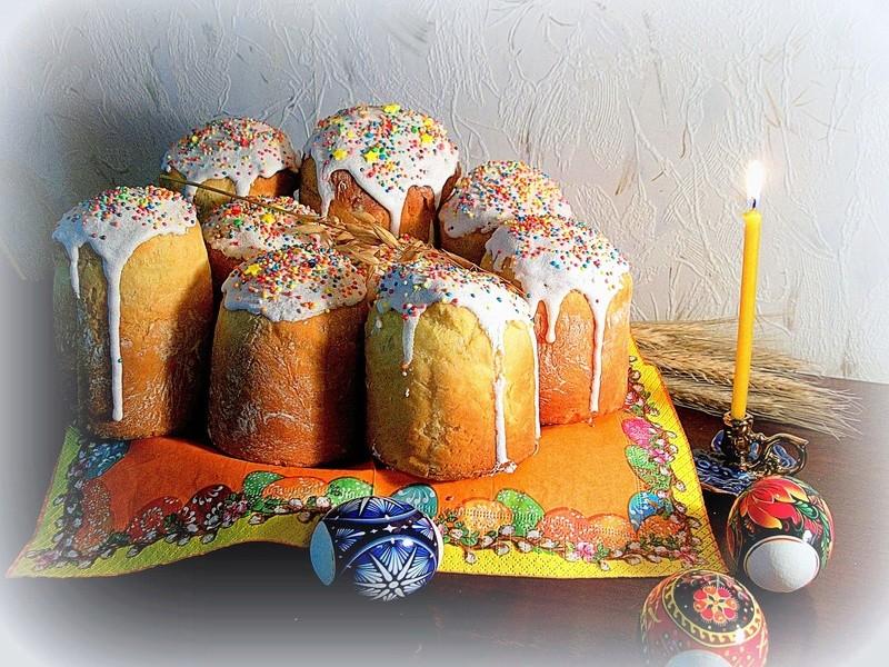 Paska - Pain de Pâques ukrainien 30412110