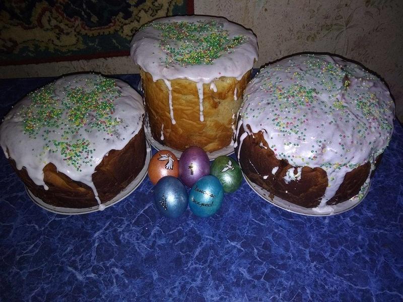 Paska - Pain de Pâques ukrainien 30415010