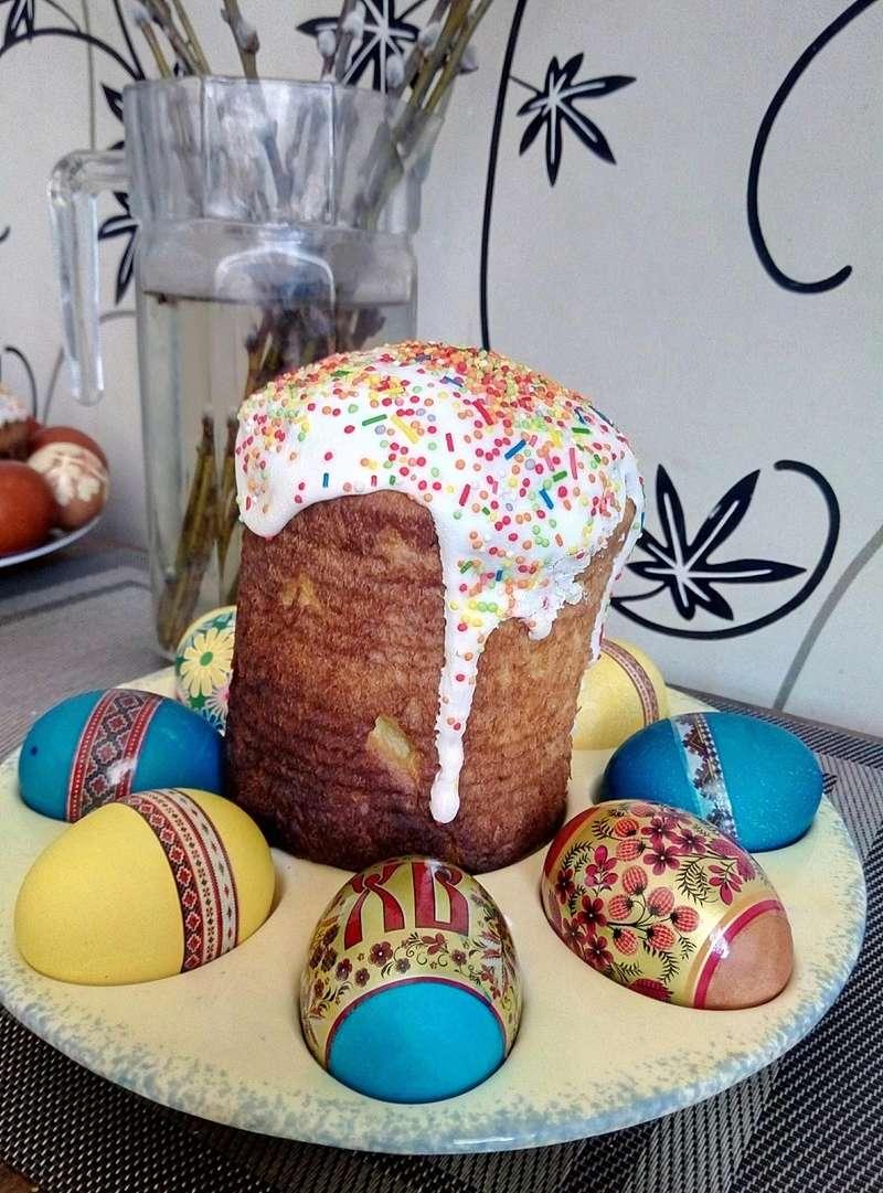 Paska - Pain de Pâques ukrainien 30441710