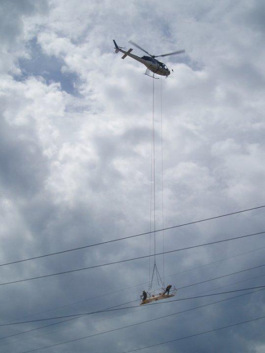 LAMA - Alouette II EDF - Lama Hirobo Rte10