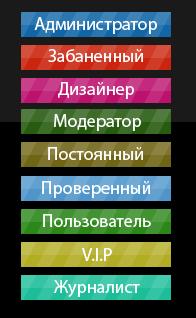 Звания для форумов в картинках