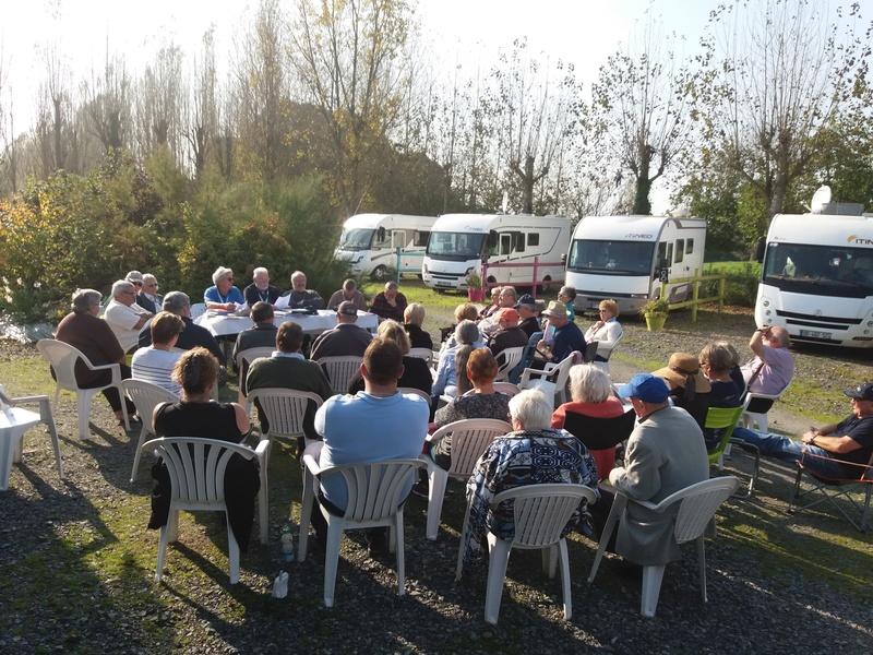 Assemblée Générale de Itinéo, le Club à Saint-Vigor-le-Grand près de Bayeux 20171014