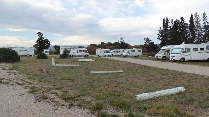 La Palme - Aire de stationnement et services (Camping-Car Park) P1020629