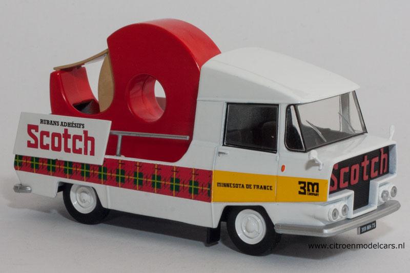 2015 > NOUVEAU > Hachette Collections + AUTO PLUS > La fabuleuse histoire des véhicules publicitaires - Page 7 Hy_sco13