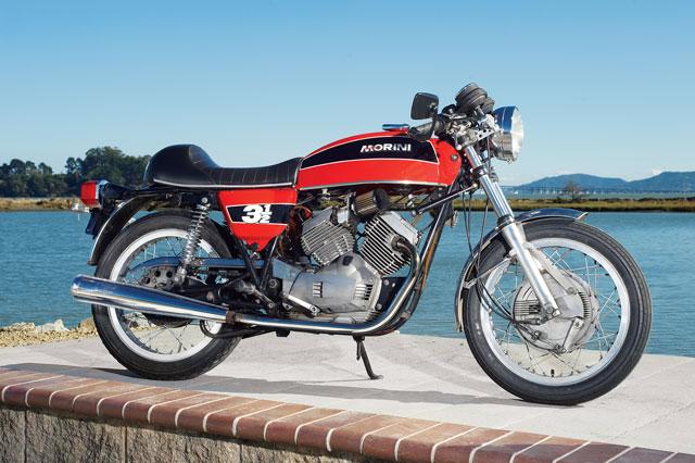 Moto Morini Milano 1200 Morini10