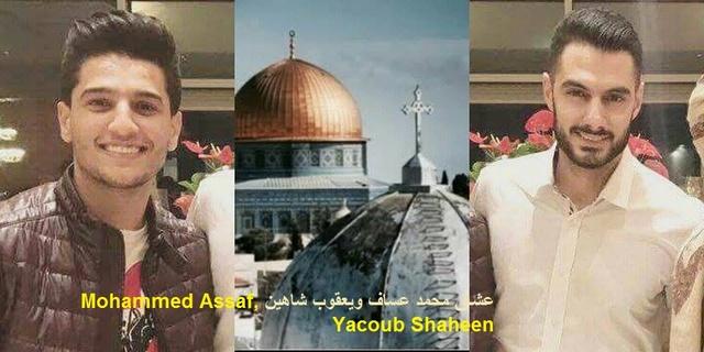 عشاق محمد عساف ويعقوب شاهين Mohammed Assaf, Yacoub Shaheen