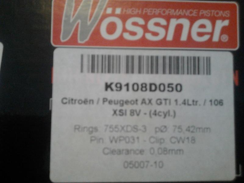 Vend piston wossner 75,5 Photo017