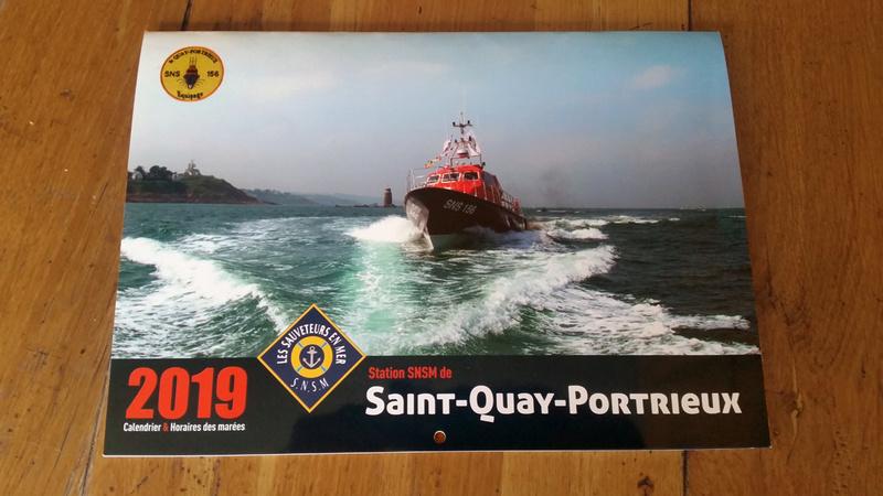SNSM (Société nationale de sauvetage en mer) - Page 11 20180411