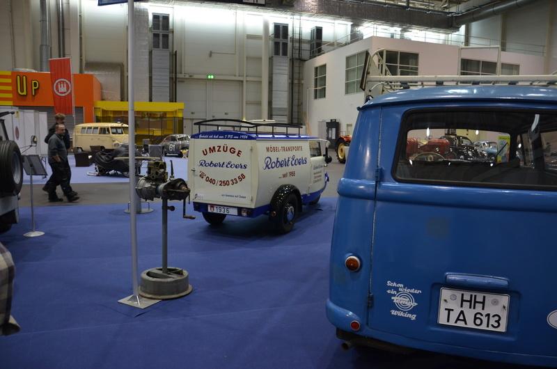 Messe-Premiere für den Tempo-Dienst auf der Hamburg-Motor-Classic Dsc_0611