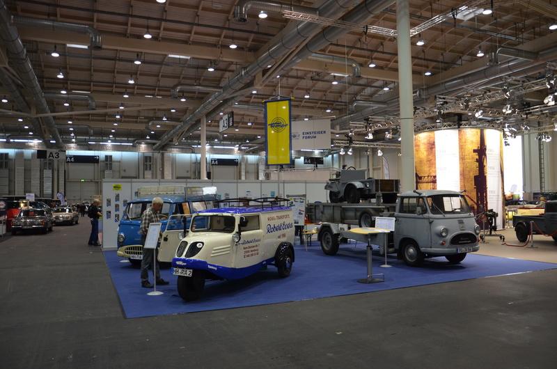 Messe-Premiere für den Tempo-Dienst auf der Hamburg-Motor-Classic Dsc_0615