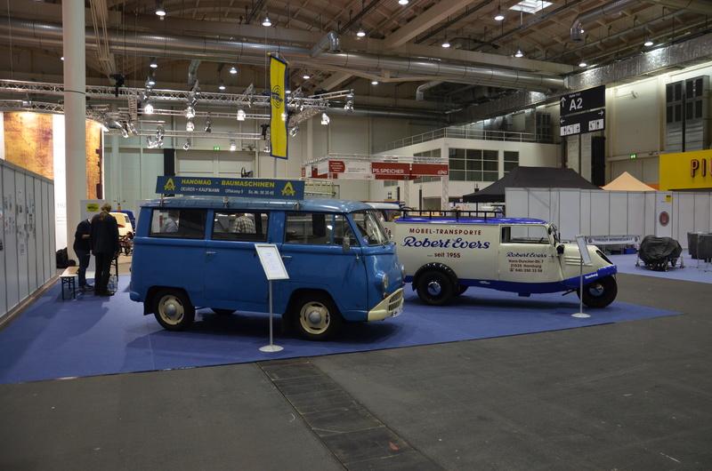 Messe-Premiere für den Tempo-Dienst auf der Hamburg-Motor-Classic Dsc_0616