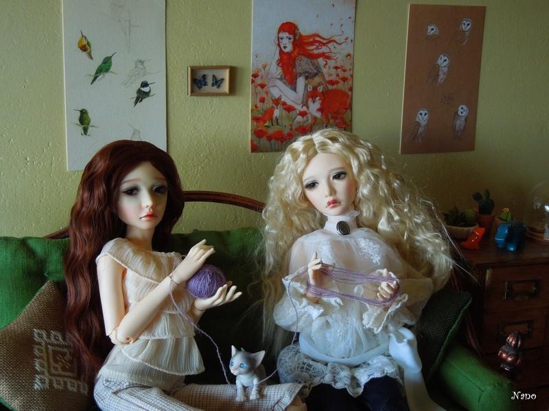 Ma petite famille de BJD (Souldoll, Fairyland, Raccoon doll) - Page 21 Dscn7519