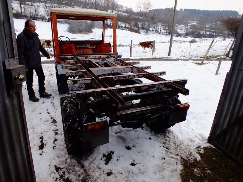 la Marque REFORM - Tracteur routier et materiel agricole  Dscf0010