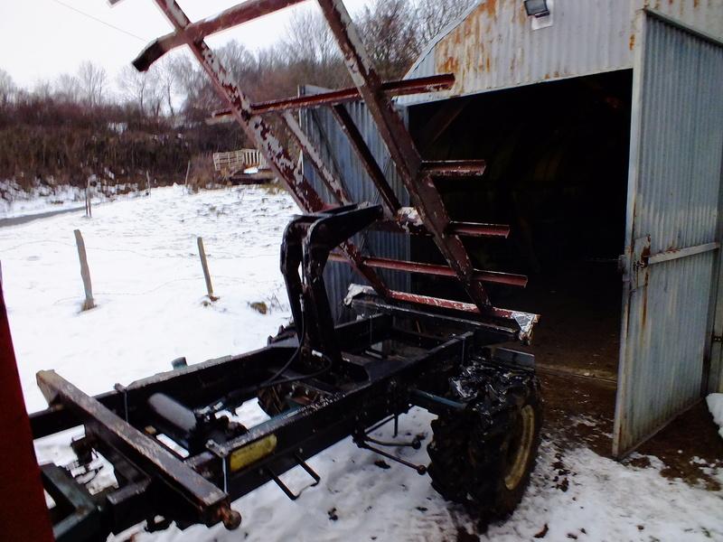 la Marque REFORM - Tracteur routier et materiel agricole  Dscf0011