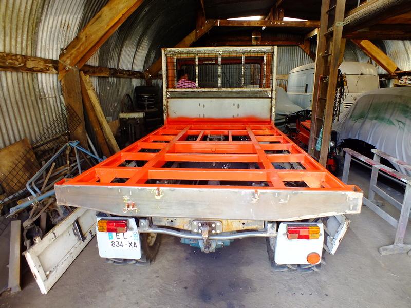 la Marque REFORM - Tracteur routier et materiel agricole  Dscf0910