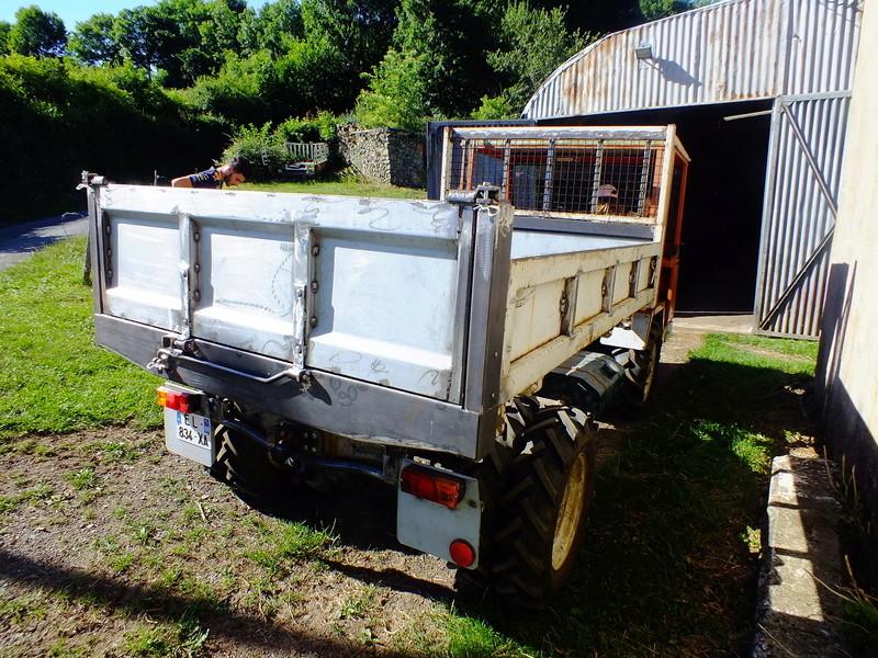 la Marque REFORM - Tracteur routier et materiel agricole  Dscf1010