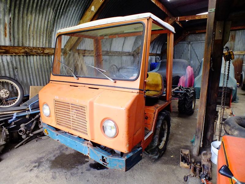 la Marque REFORM - Tracteur routier et materiel agricole  Dscf9611