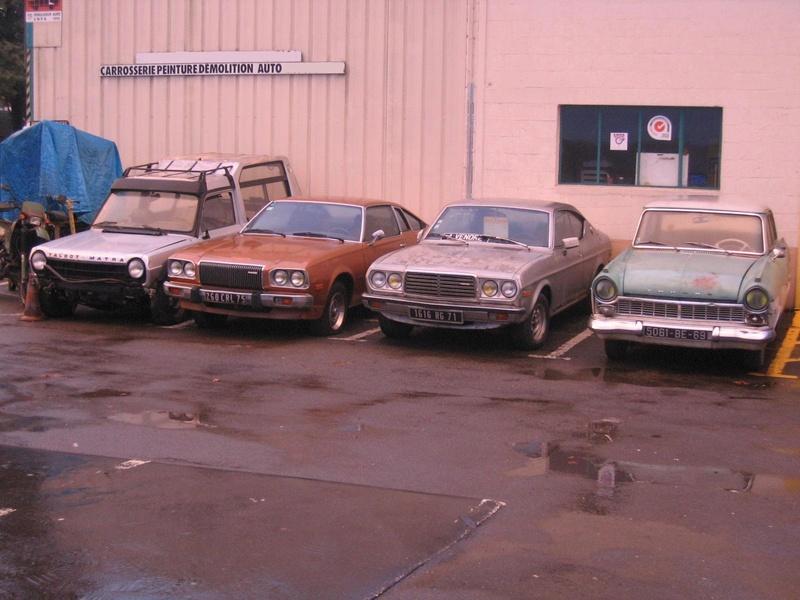 Mazda 121 coupe de 1977 Img_1210