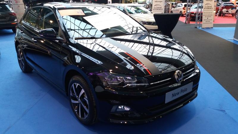 2017 - [Volkswagen] Polo VI  - Page 29 20171010