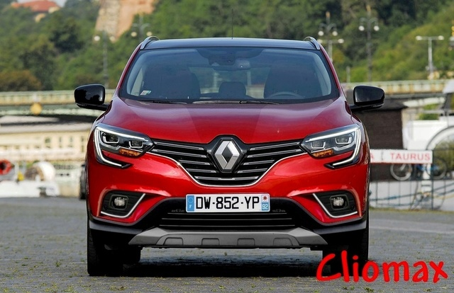 2018 - [Renault] Kadjar restylé  - Page 2 Terekd12