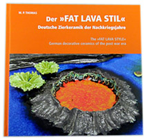 March 2018 - new book by our user Michael Thomas: Der FAT LAVA STIL - Deutsche Zierkeramik der Nachkriegsjahre S-l16012