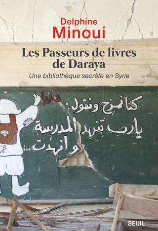 Les Passeurs de livres de Daraya Couv3610