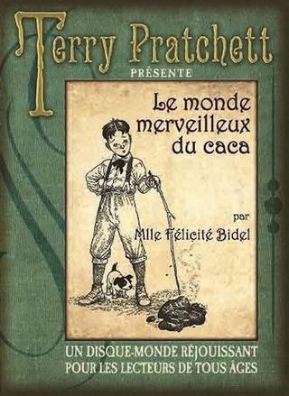 Le Monde merveilleux du caca Couv4010