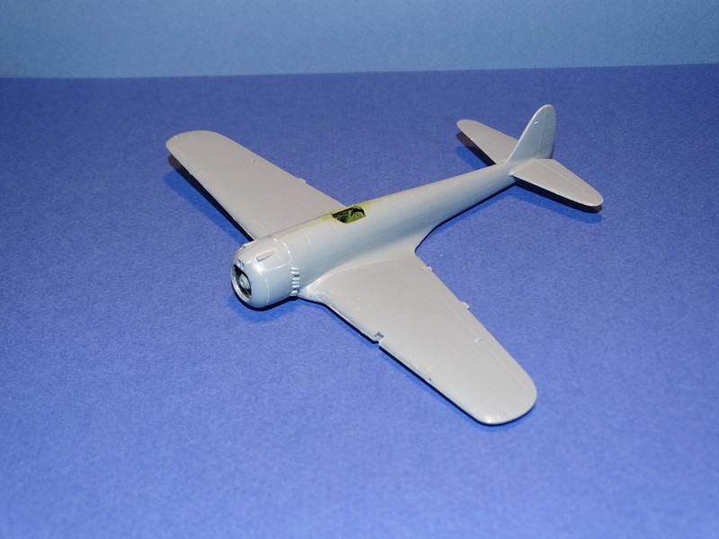 Nakajima Ki-43 III Oscar GC 1/7 Provence Dsc04422