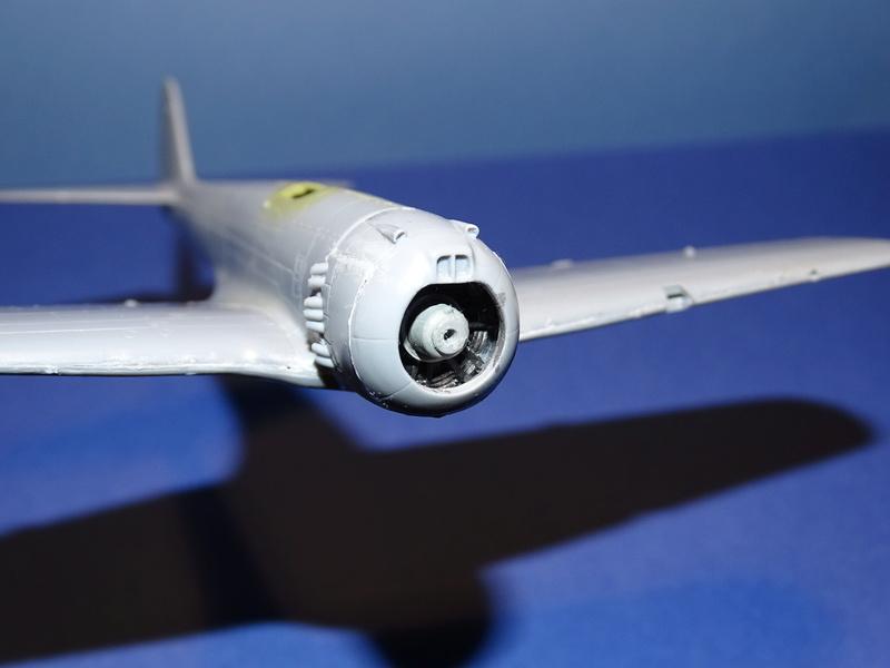 Nakajima Ki-43 III Oscar GC 1/7 Provence Dsc04425
