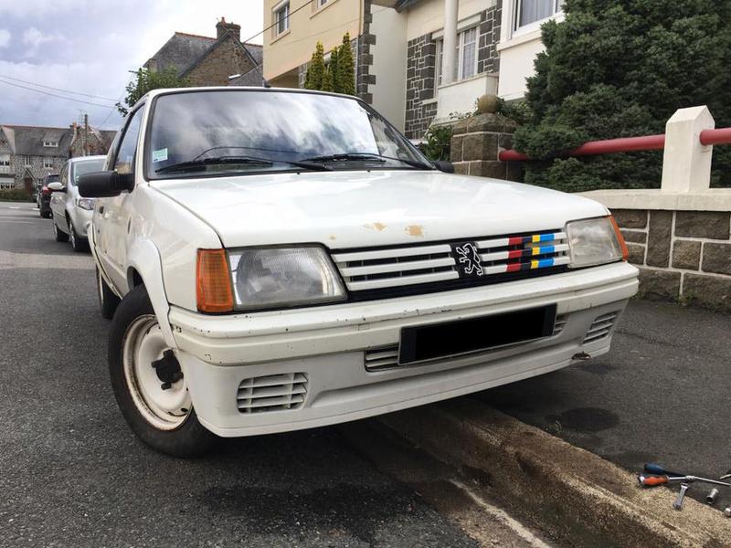 Erwan... éleveur breton de Peugeot depuis 1995 ^^ 205_ra10