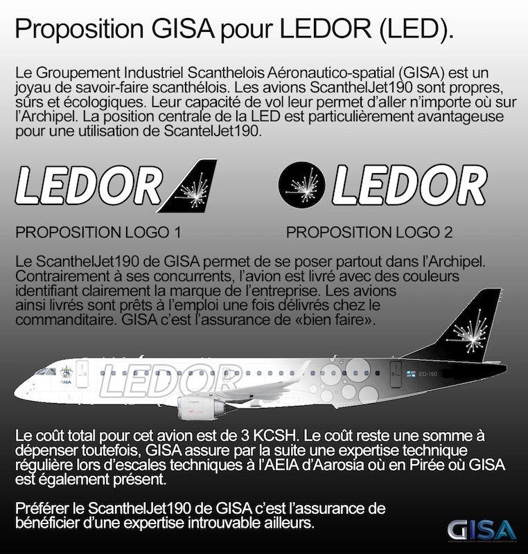 Communications officielles et diverses de la CSH à la LED Propos10