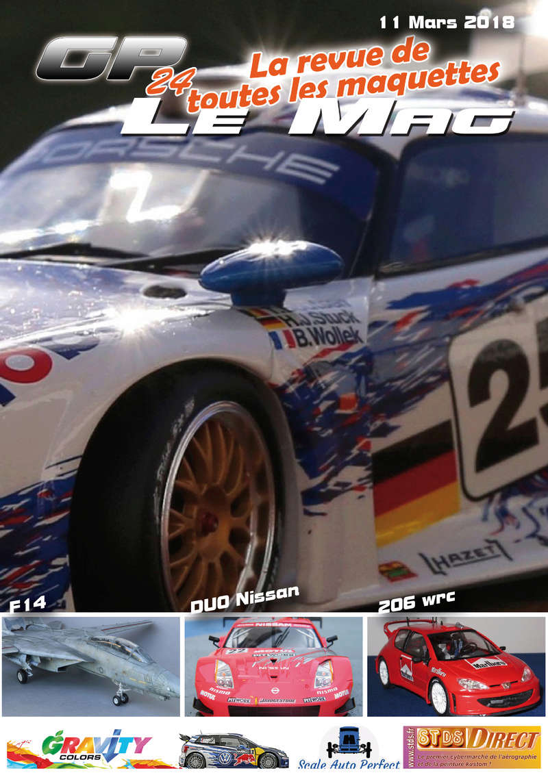 GP24 : Le forum de la maquette auto 11mars10