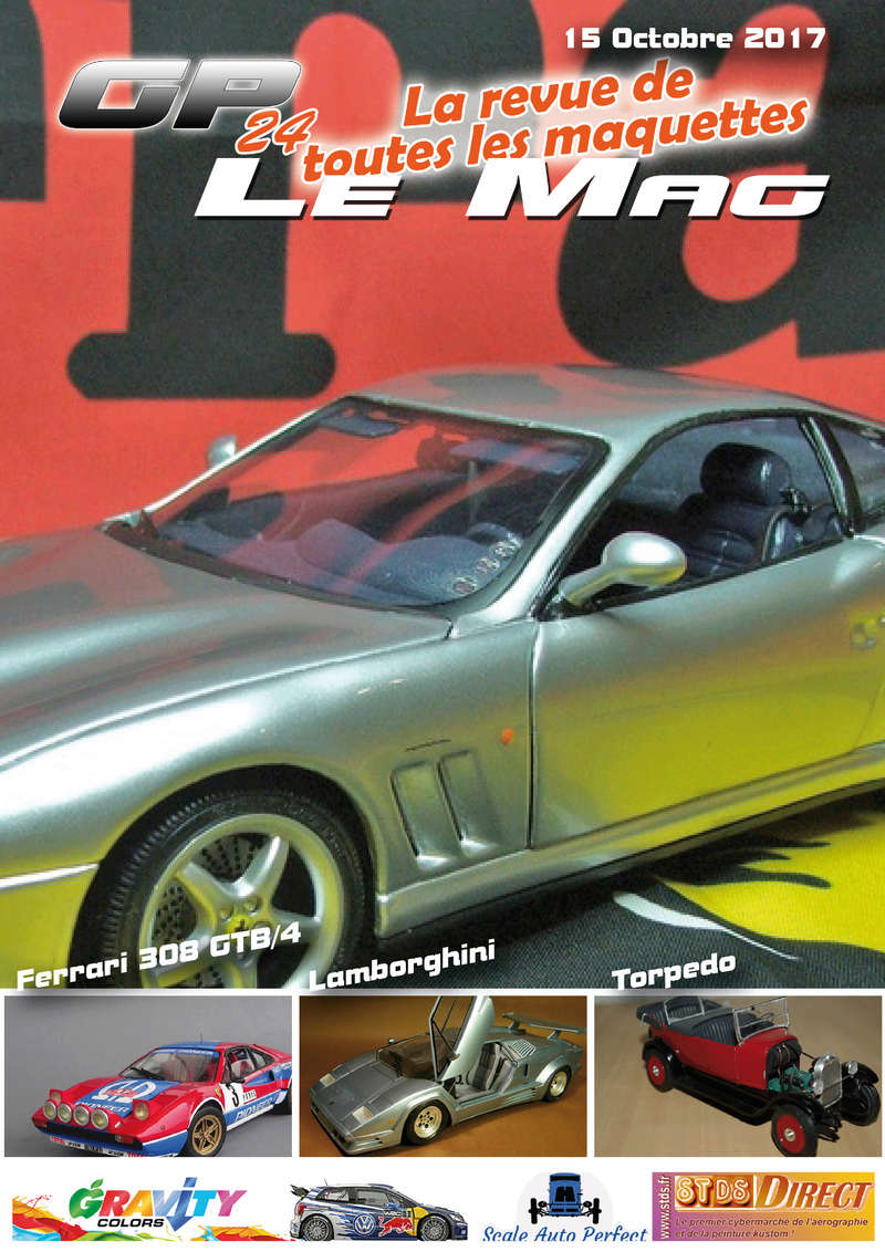 GP24 : Le forum de la maquette auto 15octo10