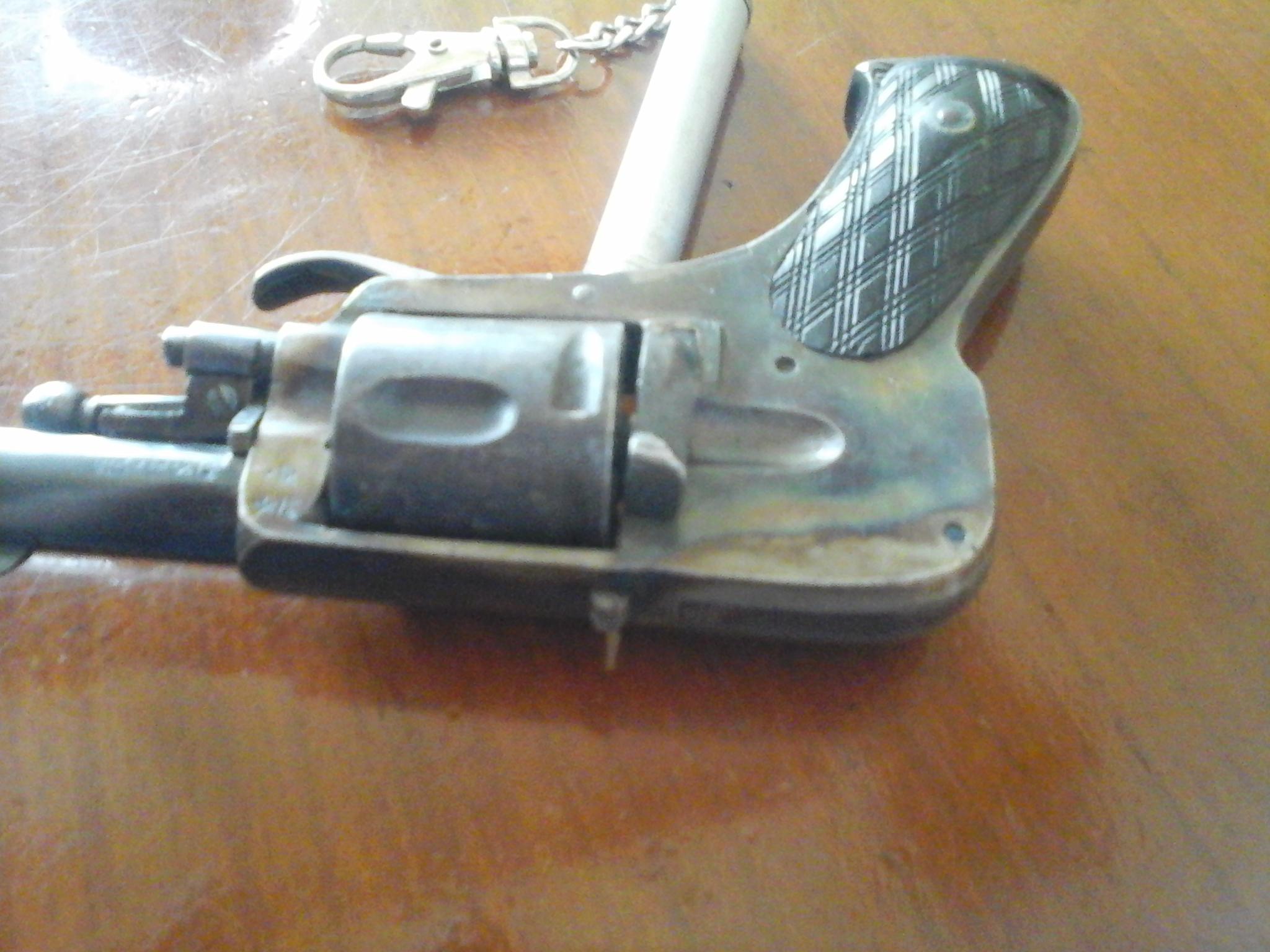 velodog hammerless en 6mm 5 coups 20180511
