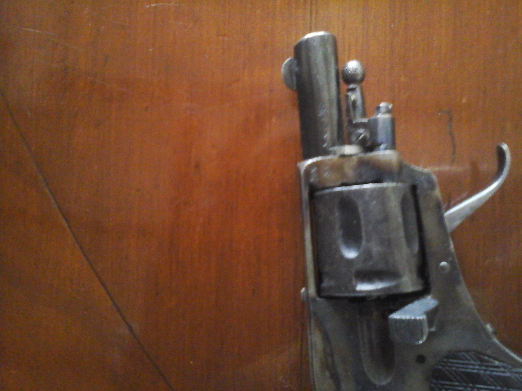 velodog hammerless en 6mm 5 coups 20180512