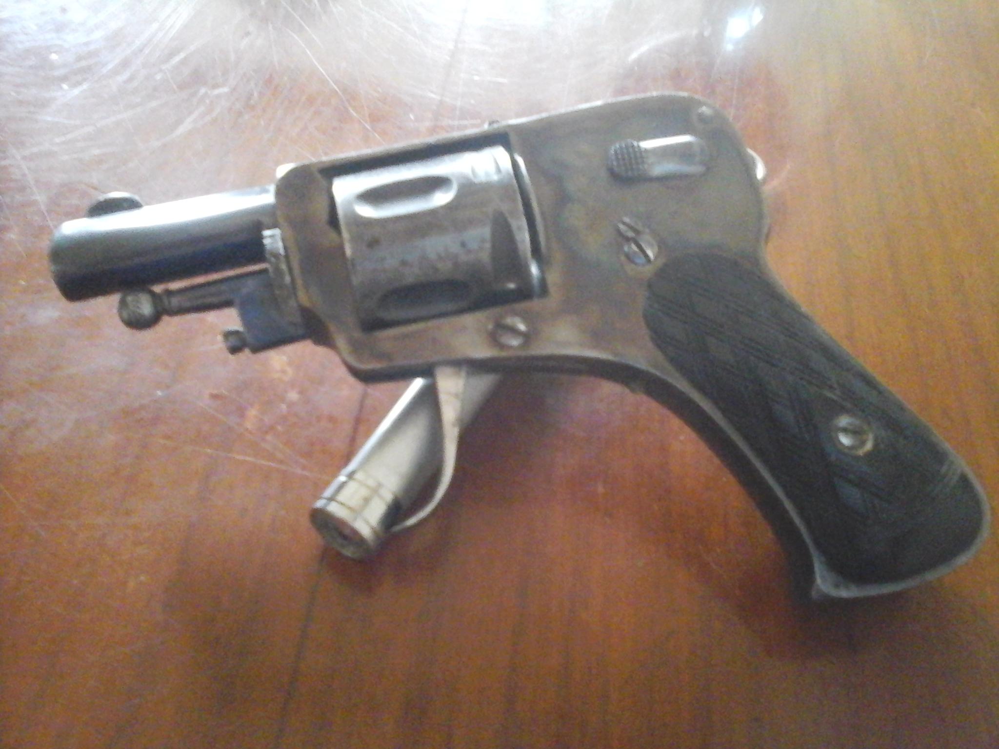velodog hammerless en 6mm 5 coups 20180514