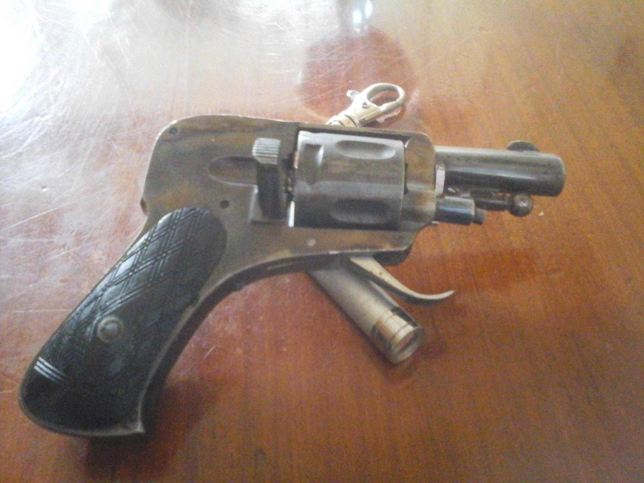 velodog hammerless en 6mm 5 coups 20180515