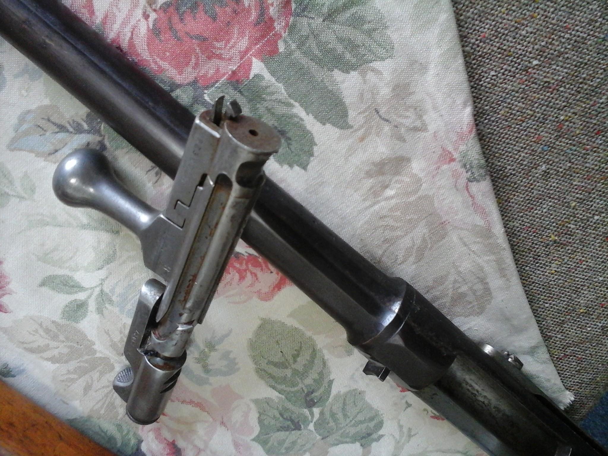 carabine de chasse GRAS 20180612