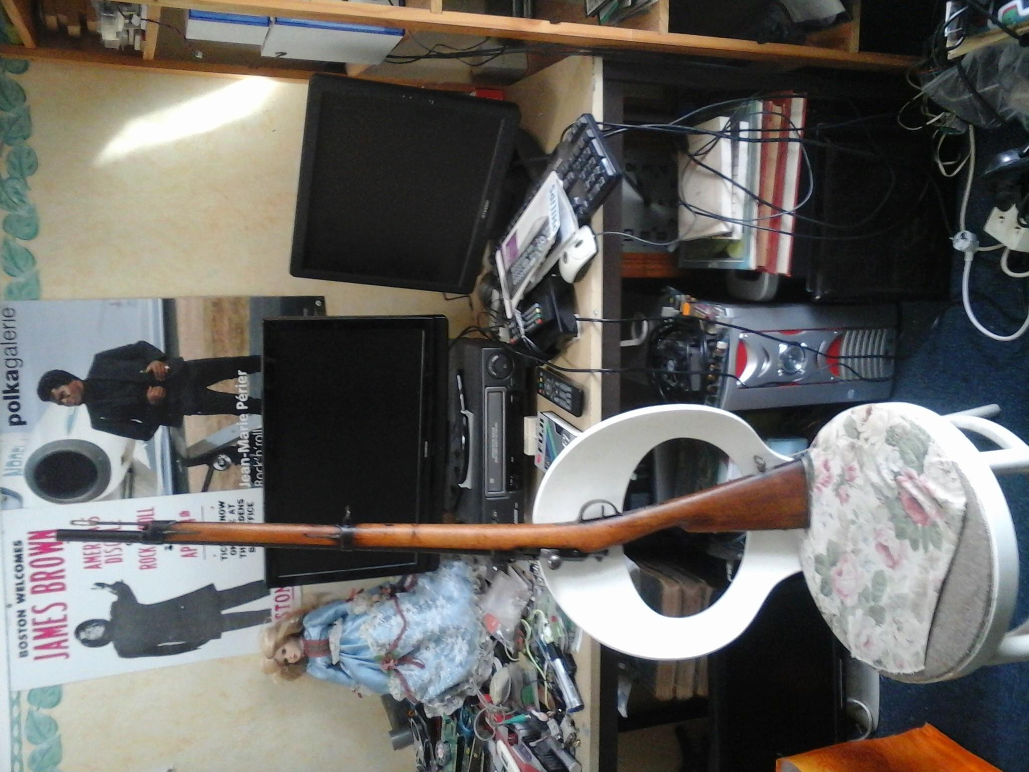 carabine de chasse GRAS 20180613