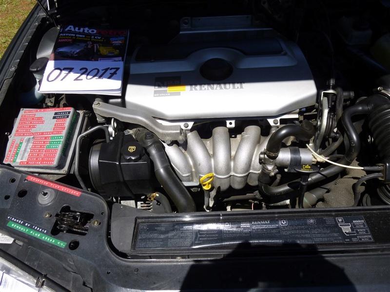 quel huile pour vidange moteur et boite sur 2l5 20v - Page 2 P1040910